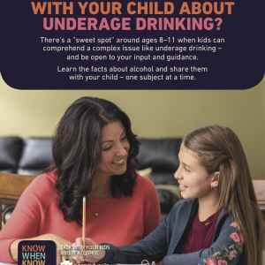 POSTER-How-early-should-you-start-talking-with-your-child-about-underage-drinking